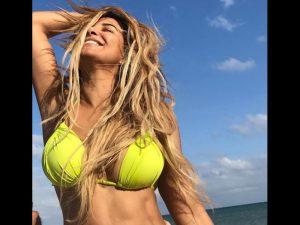 Aleida Nuñez, la sensualidad tiene nombre y apellido