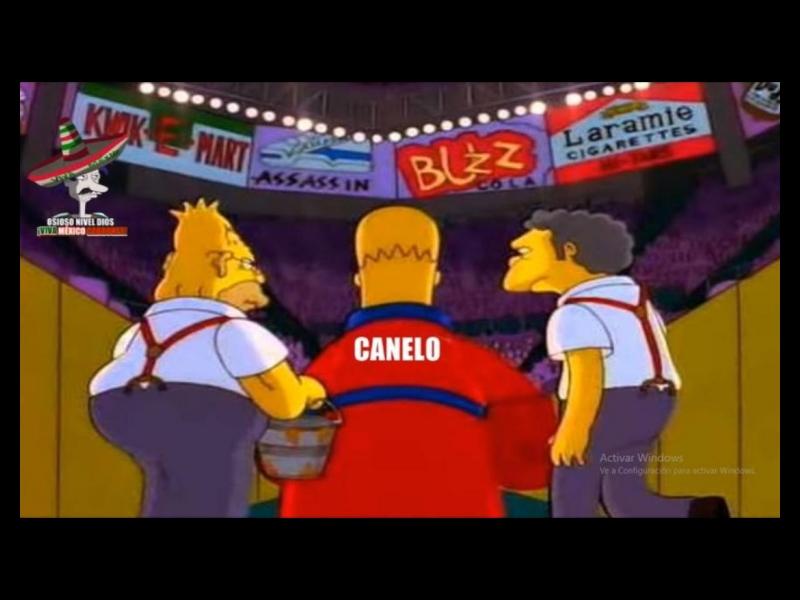 Memes de la victoria del 'Canelo' ante Rocky Fielding