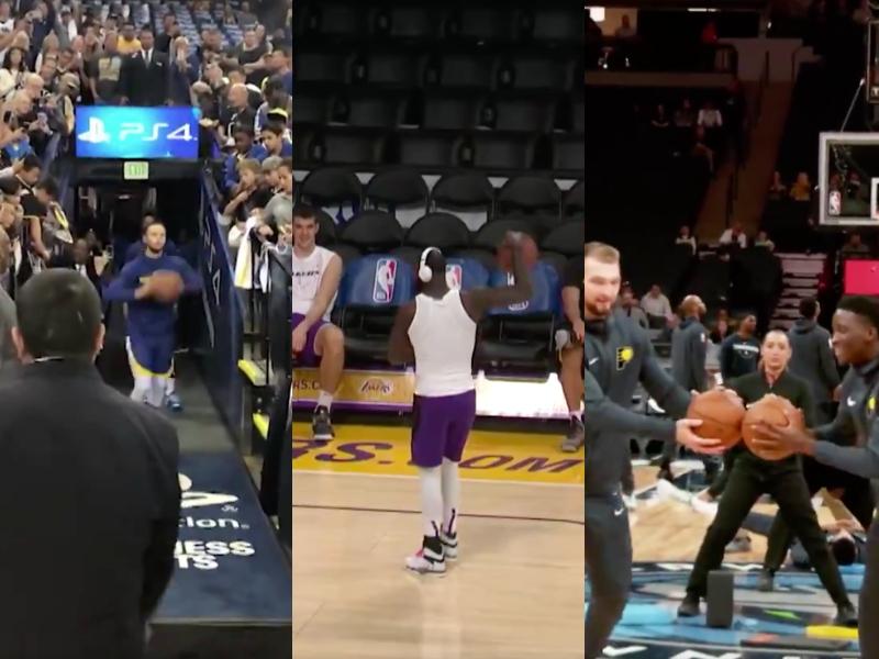 VIDEO: Los encestes más increíbles en la NBA