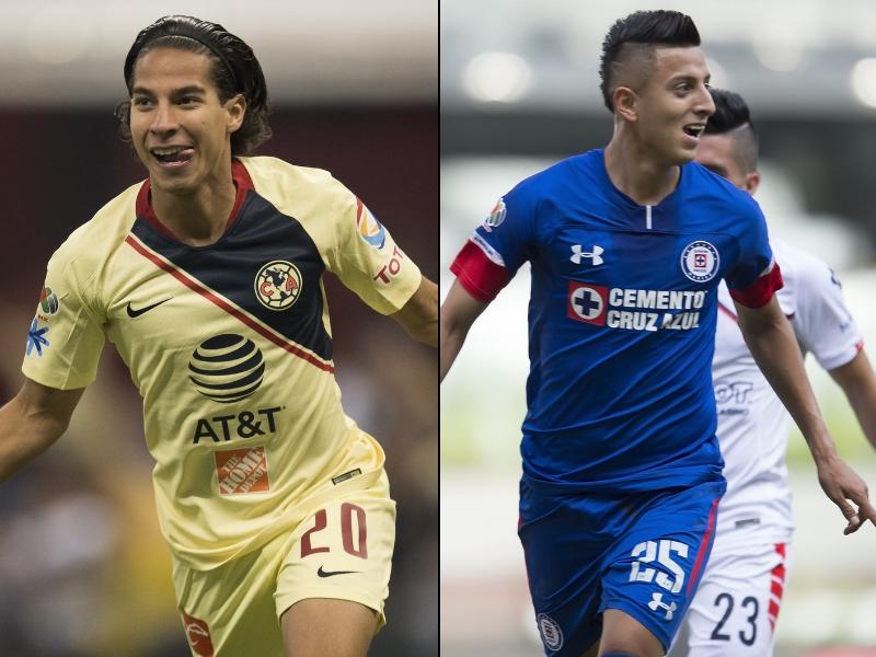 Diego Lainez vs Roberto Alvarado