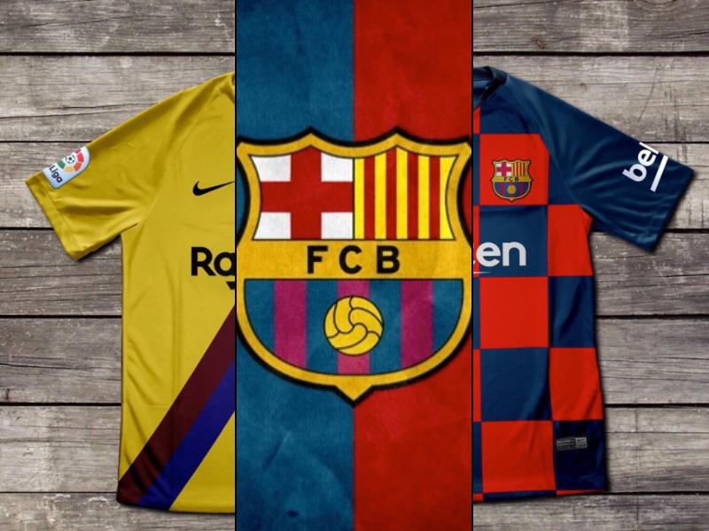 Filtran kits del Barcelona para temporada 2019-20 - Estadio Deportes fd2d09e92c177