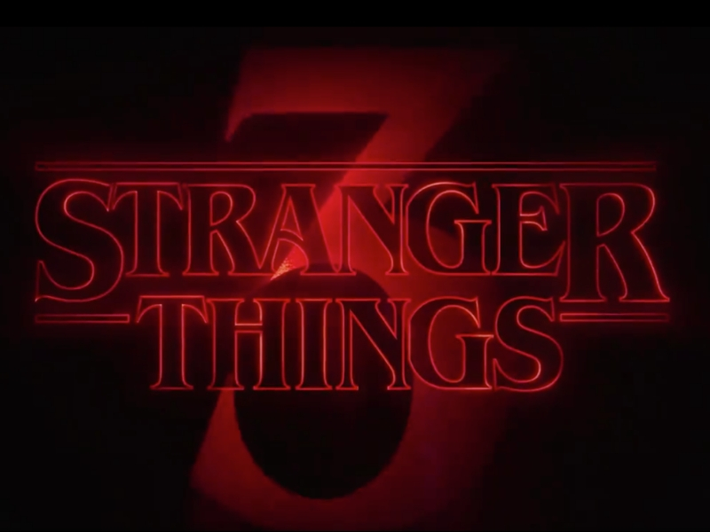 Strangers Things revela teaser para tercera temporada