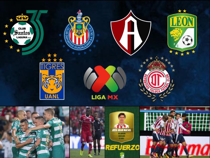 Altas y Bajas del Clausura 2019