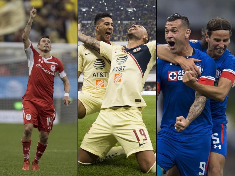 Los máximos superlíderes de la Liga MX