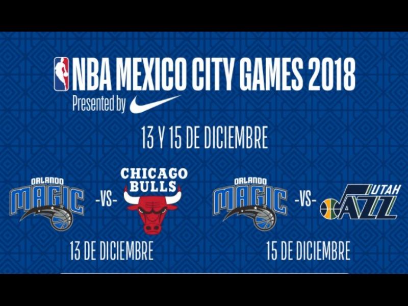 México, la segunda casa de la NBA