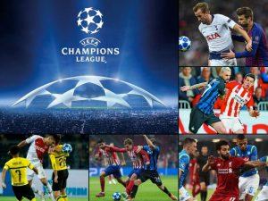 Seguimiento a la última fecha de la fase de grupos de la Champions League