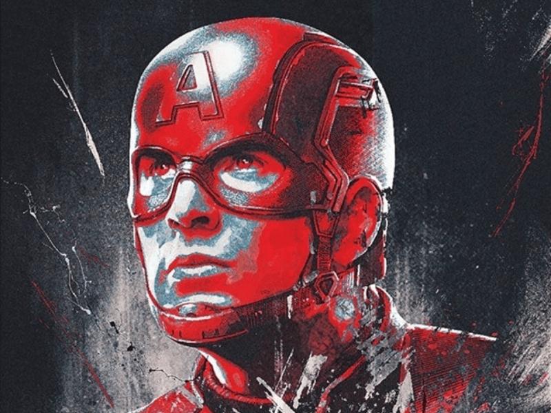 Avengers libera ilustraciones de End Game