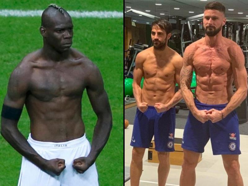 ¿Apareció el verdadero Balotelli Challenge?