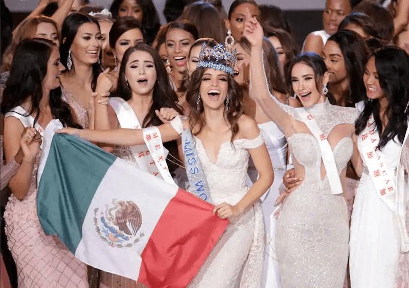 La hermosa Vanessa Ponce, ganadora de Miss Mundo 2018