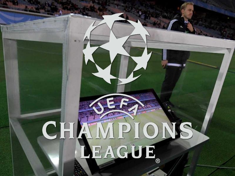 El VAR llega a la Champions