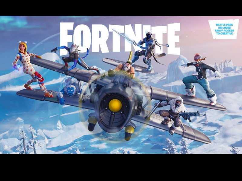 Demandan a Fortnite por baile Floss