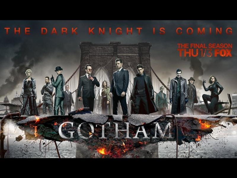 Harley Quinn y Bane llegan a Gotham