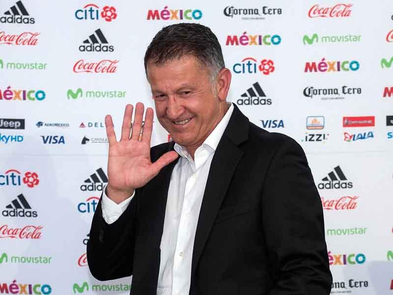 'Predicador' Osorio se reencontrará con su ex México