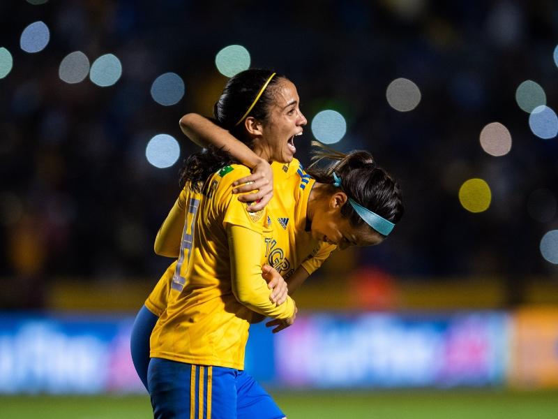 Crece la afición en la Liga MX Femenil