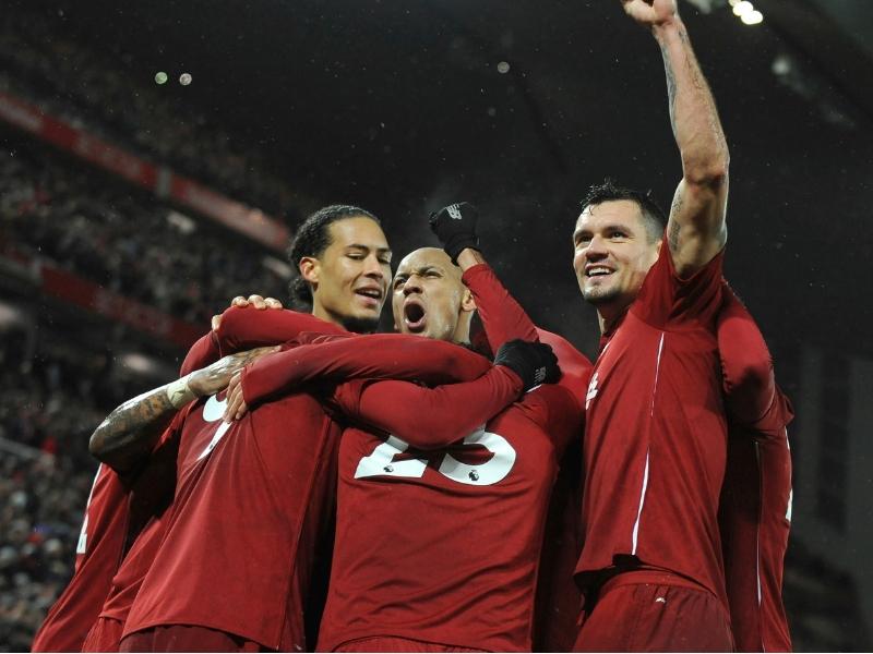 Liverpool cerca de romper el maleficio