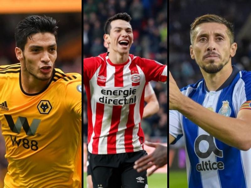 Los mejores mexicanos en Europa, del año
