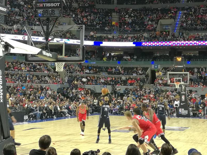 El Magic vence a Bulls, en la NBA México