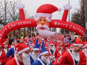 Llega la Navidad a Liverpool