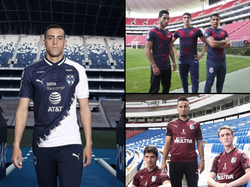 Las playera alternativas para el Clausura 2019
