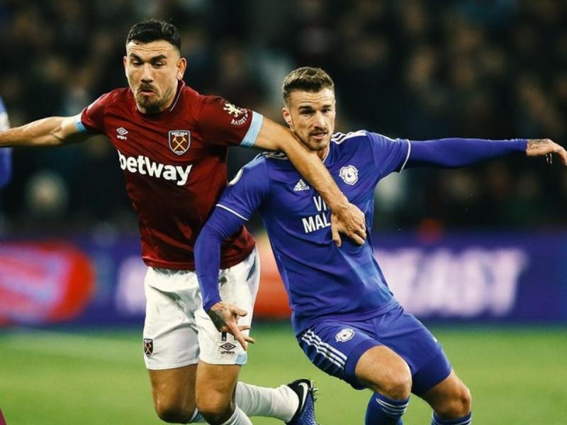 West Ham vuelve a ganar y se aleja del descenso