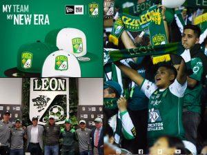 New Era presenta espectacular colección de gorras de León