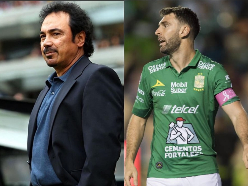 ¡Tómala! Hugo Sánchez pone en su lugar a Mauro Boselli