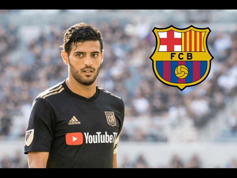 ¿Llegará Carlos Vela al Barcelona?