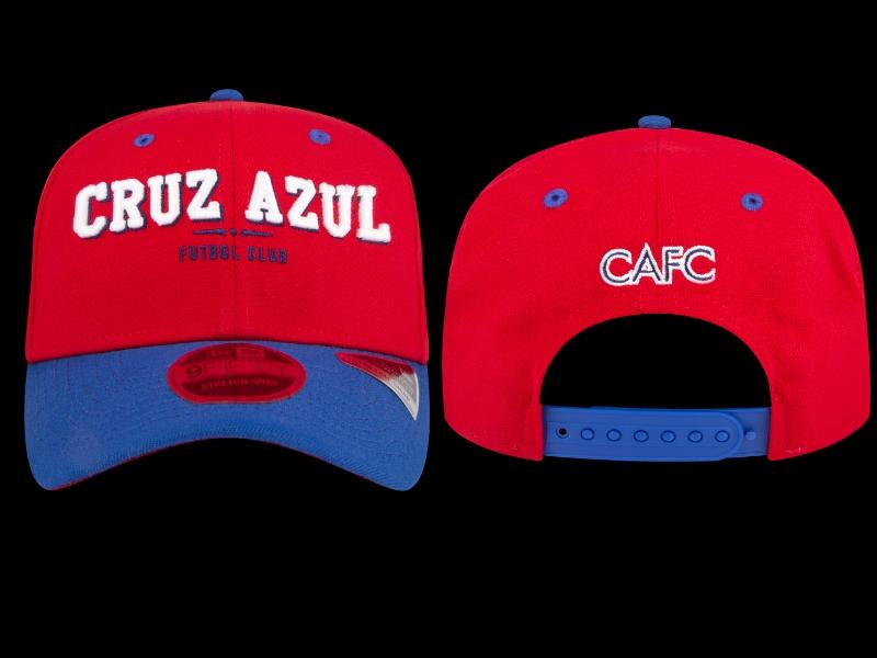 Gorras New Era de Cruz Azul