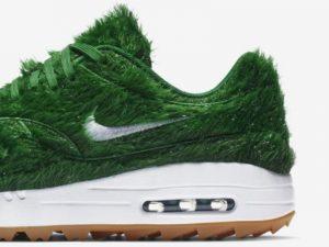 "Nike presenta los espectaculares ""Grass"" Air Max 1"