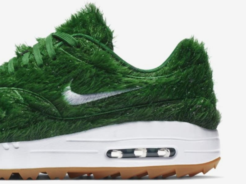 "Nike presenta los espectaculares ""Grass"" Air Max 1"
