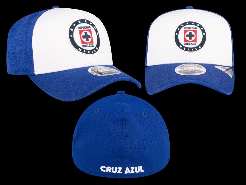 87a2d4c8cb65e Se presentaron las increíbles gorras New Era de Cruz Azul