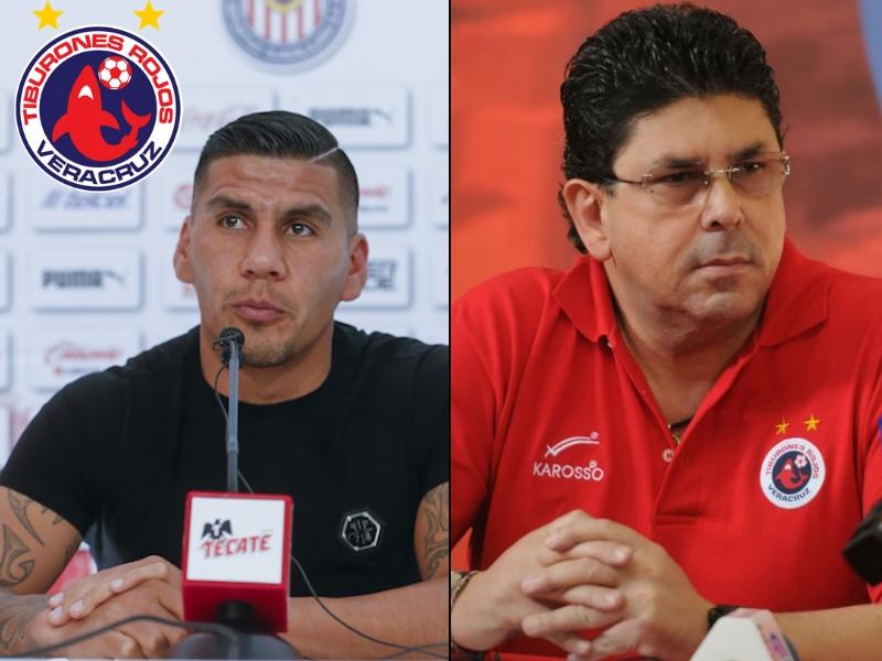 Veracruz rompió el reglamento con fichaje de Salcido y Liga MX lo permite