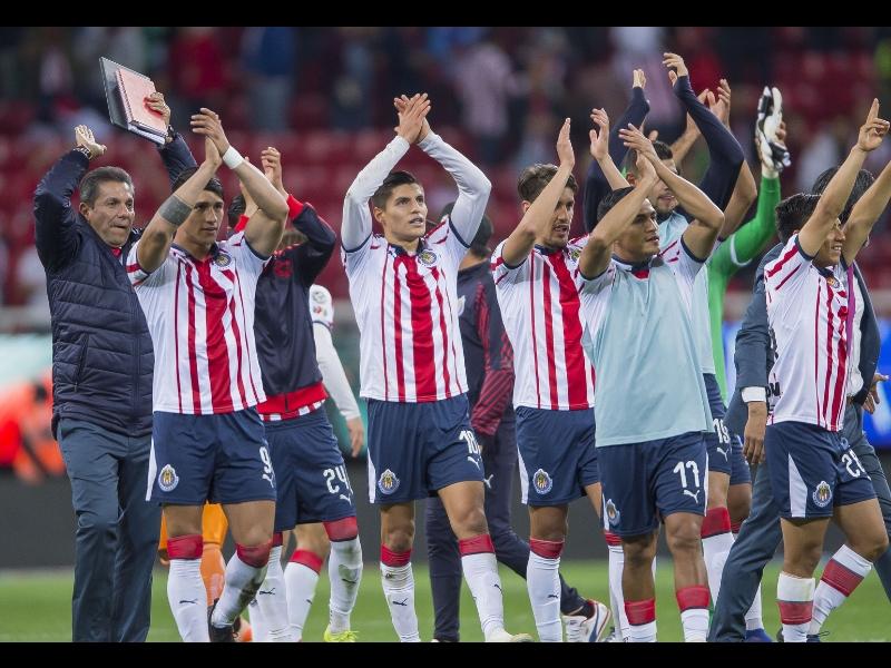 Chivas cambia de fecha y hora para su partido contra Veracruz