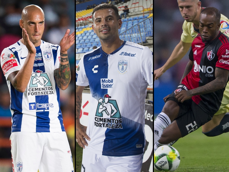Los extranjeros que regresaron a México este Clausura 2019