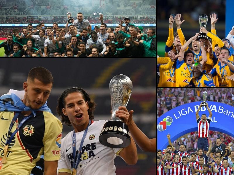 ¿Cómo le fue a los últimos campeones en la liga MX?