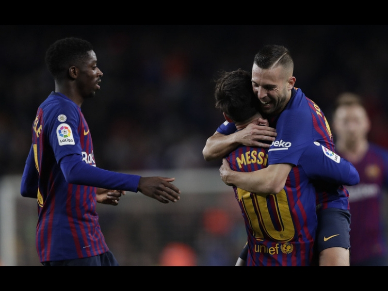 Juventus va tras una estrella del Barcelona