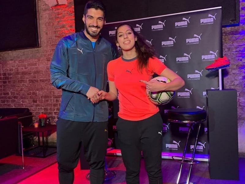 Luis Suárez 'humillado' por freestyler