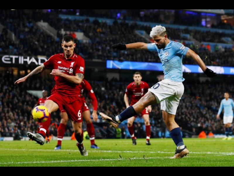Manchester City termina con el invicto del Liverpool