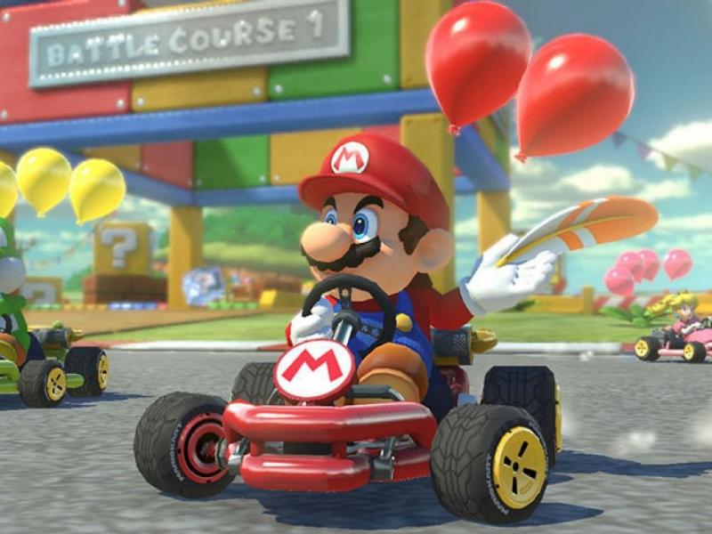 ¡Impresionante! Mario Kart disponible para smartphones