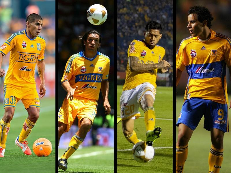 Los mexicanos que Tigres trajo de regreso a la Liga MX