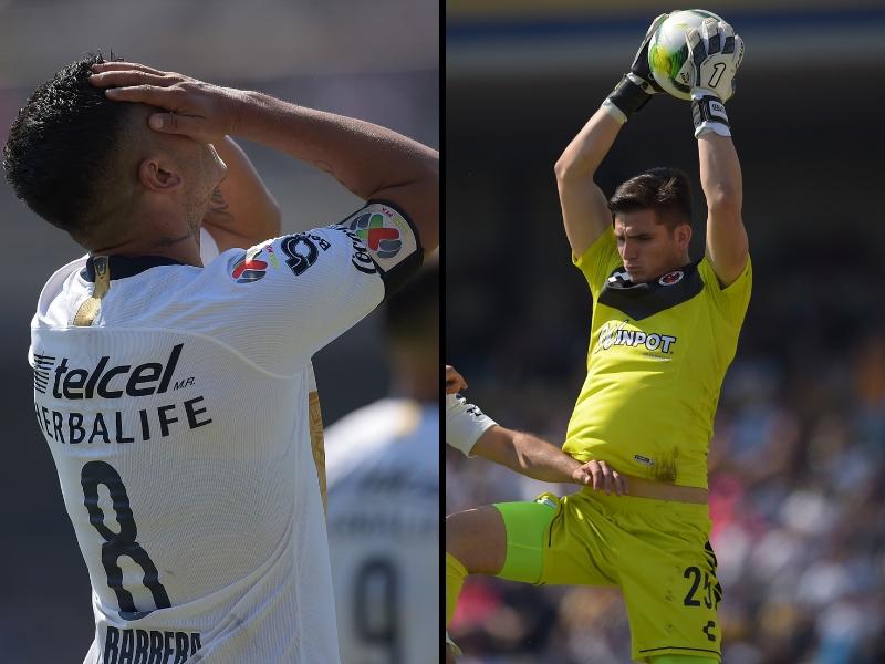 Pumas empató en casa contra Veracruz