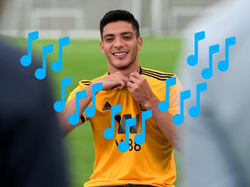 Aficionado del Wolverhampton compone canción para Raúl Jiménez