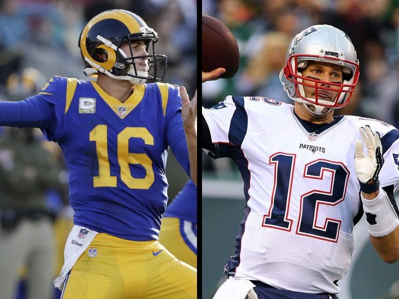 Rams vs Patriots y la importancia de los Uniformes en el Super Bowl