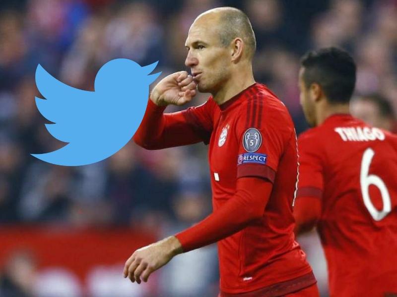 Bayern Munich destroza a Borussia Dortmund en Twitter