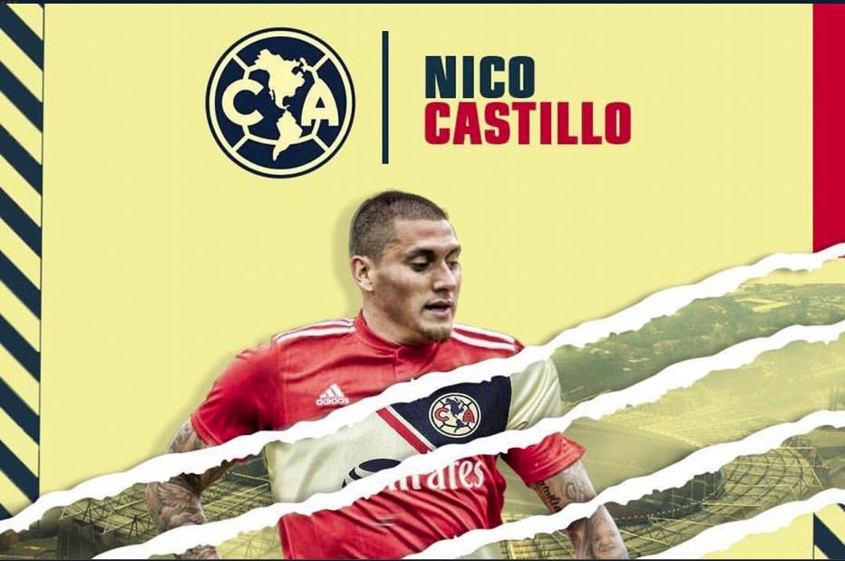 OFICIAL: Nico Castillo es nuevo jugador del América