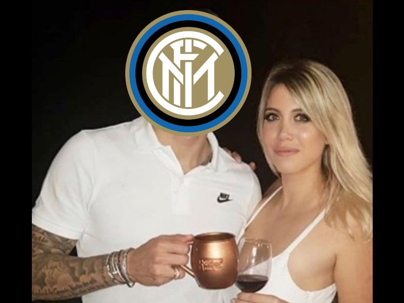 Video: La esposa de Icardi le compuso una canción al Inter de Milán
