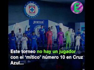 Jugadores que utilizaron el '10' en Cruz Azul