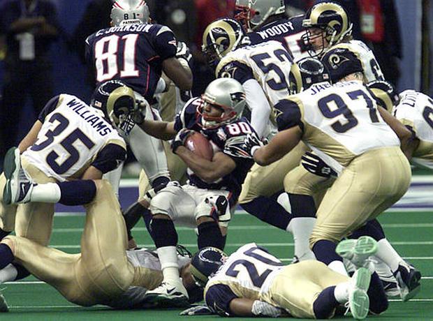 Los uniformes que usarán en el Super Bowl