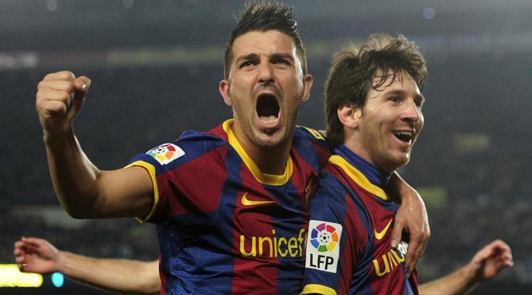 Messi jugando Barcelona.