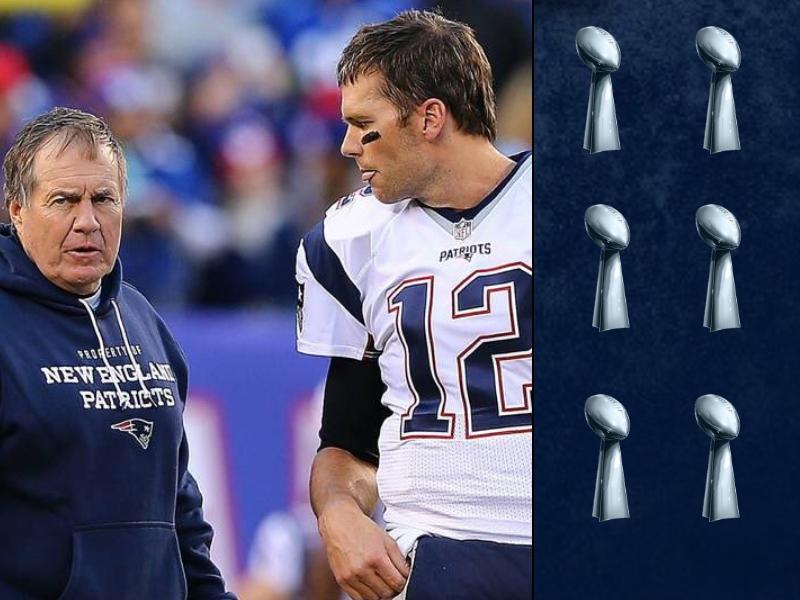Campeones del Super Bowl. Foto: Especial